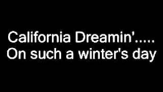 getlinkyoutube.com-The Mamas & The Papas - California Dreamin' Lyrics