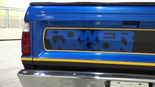 getlinkyoutube.com-1978 Dodge w-150 Club Cab Truck - #101-ndy - Gateway Classic Cars - Indianapolis