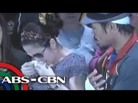 Jinkee's kin on Pacquiao-Krista scandal
