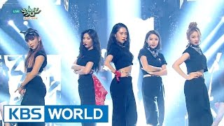 getlinkyoutube.com-4minute - HATE / Crazy   포미닛 - 싫어 / 미쳐 [Music Bank HOT Stage / 2016.02.12]