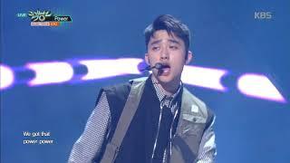 뮤직뱅크 Music Bank   POWER   EXO.20170908