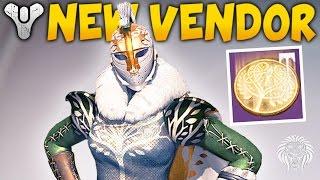 getlinkyoutube.com-Destiny: FELWINTER PEAK SECRETS! Mystery Vendor, How To Open The Doors & Iron Banner (Rise of Iron)