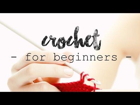 CROCHET FOR BEGINNERS | Lesson 3: Double Crochet (UK Treble) ♥ CROCHET LOVERS
