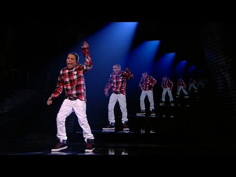 Aidan Davis: Rock Your Body - Britain's Got Talent 2009