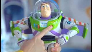 getlinkyoutube.com-Buzz de Colección Toy Story Boing Toys