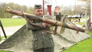 getlinkyoutube.com-WW2 German Army Panzerschreck