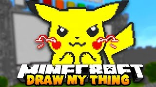 "getlinkyoutube.com-Minecraft DRAW MY THING ""WHAT IS HAPPENING!?"" #3 