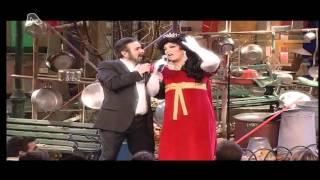 getlinkyoutube.com-Τάκης Ζαχαράτος ως Μιμή Ντενίση (01.12.10)