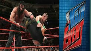 WWE Main Event Highlights 9th February 2018