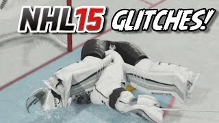 getlinkyoutube.com-NHL 15 Funny Glitches, Hits & Moments! #2