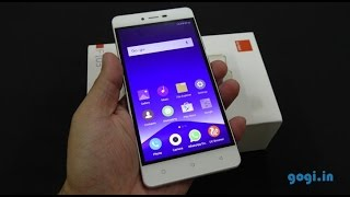 getlinkyoutube.com-Gionee F103 full review, benchmark, unboxing, battery and more