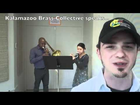 IWBC 2012 Kalamazoo Brass Collective Speaks