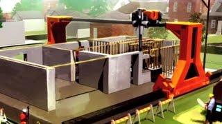 getlinkyoutube.com-3D Printed House Technology- I Saw Ep.1