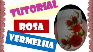 getlinkyoutube.com-Rosinha vermelha inspirada na Cristina Aureliana