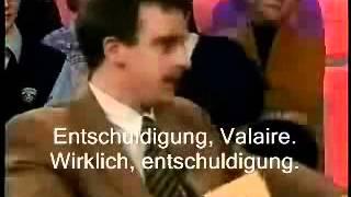 getlinkyoutube.com-Moderator lacht Gäste aus! (Deutsche Untertitel)