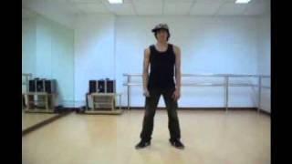 สอนเต้น B-boy : Top Rock