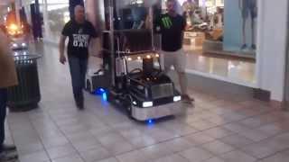 getlinkyoutube.com-Go Karts Mini Truck Convoy