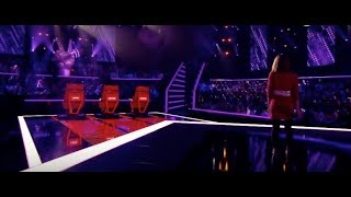 getlinkyoutube.com-Replay The Voice Kids - Rolling in the deep - Adèle
