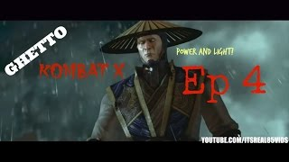 "getlinkyoutube.com-GHETTO KOMBAT X: ""RAIDEN'S POWER AND LIGHT"" (EP 4)"