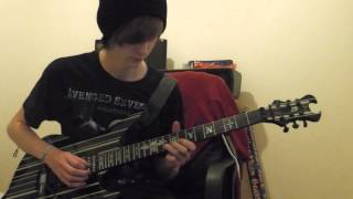 "Avenged Sevenfold - ""Save Me"" Guitar Cover"