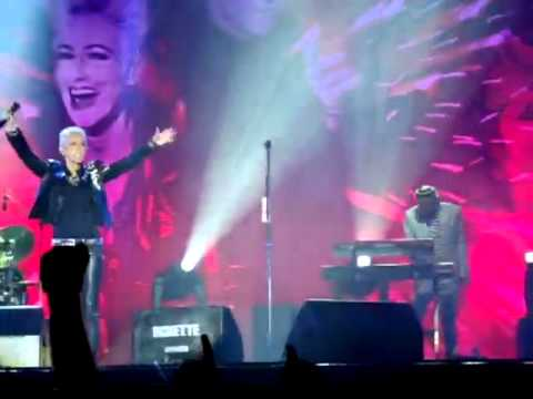 Roxette - Joyride (Live Oberursel 2011)