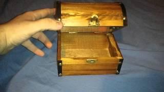 getlinkyoutube.com-Zelda treasure chest jewelry box with sound 2.0