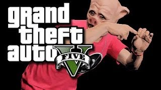 getlinkyoutube.com-GTA 5 - The World's Meanest Ramp! (GTA 5 Custom Races and Funny Moments!)