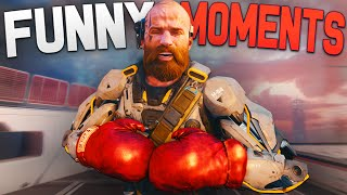 getlinkyoutube.com-Black Ops 3 Funny Moments - First Game, Boxing Match, Killcams