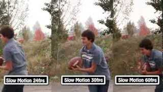 getlinkyoutube.com-Slow Motion Football | 24fps, 30fps, 60fps