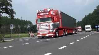 Scania's  inpressie van S Verbeek