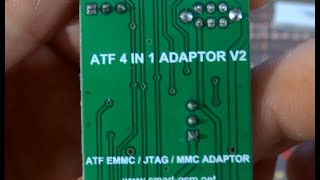 getlinkyoutube.com-ATF 4 in 1 adaptor v2  &  35 in 1 MOORC JPIN JTAG Flex cable for Samsung, LG semple review