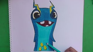 getlinkyoutube.com-Dibujando y pintando a Electrochock (Bajoterra) - Drawing and painting to Electrochock