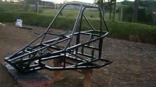 getlinkyoutube.com-Kart Cross Construção