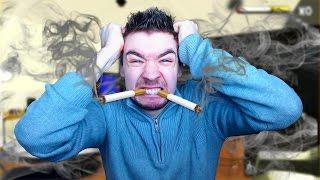 getlinkyoutube.com-GET BACK TO WORK! | Smoking Simulator - Part 2