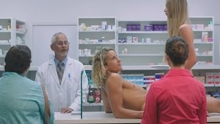 Sexy Banned Commercials NSFW Naked and Funny 2014