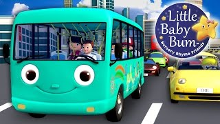 getlinkyoutube.com-Wheels On The Bus | Part 10 | Nursery Rhymes | By LittleBabyBum!