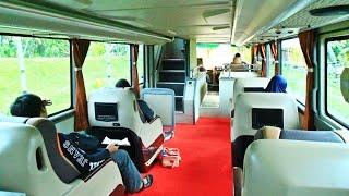 getlinkyoutube.com-Naik Bus Tingkat dan Mewah Efisiensi Super Double Deckker
