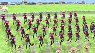 getlinkyoutube.com-psHome シンクロダンス byトロ・ステーション