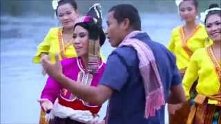 getlinkyoutube.com-Jai Sao Huaphanh - Laos