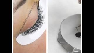 getlinkyoutube.com-Eyelash extensions tutorial-eyelash products