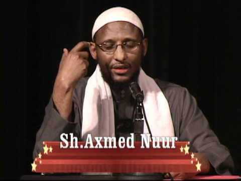 HOOYOOY | MY MOTHER | UMMII (Sh Ahmed Nuur) Brought to you by alyaqiin.com