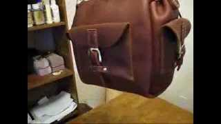 getlinkyoutube.com-Making A Leather Utility Bag