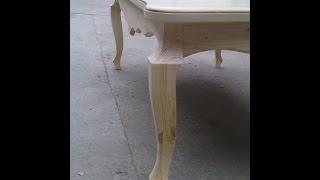 getlinkyoutube.com-Изготовление полноценного фрезера .Обработка гнутой ножки для стола  1 часть