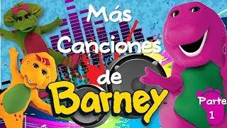 getlinkyoutube.com-Barney - Más Canciones de Barney (Spanish-Español) Parte 1