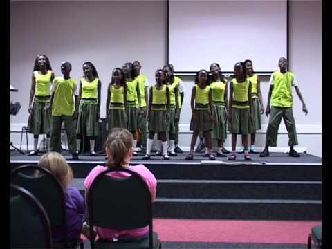 I Will Follow Jesus - Mwamba Rock Choir