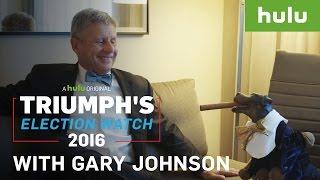 getlinkyoutube.com-Triumph Meets Libertarian Candidate Gary Johnson • Triumph on Hulu