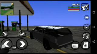 Pack de autos dff para gta sa android