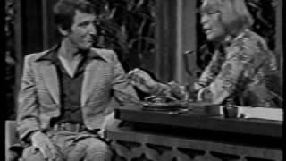 Tonight Show John Denver Werner Erhard
