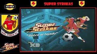 getlinkyoutube.com-Super Strikas Latino Sobre el Tejado