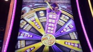 Buffalo Grand slot machine (Coushatta Casino)